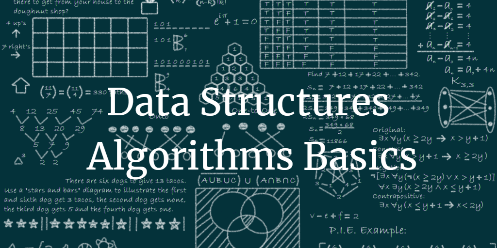 Data structures algorithms basics